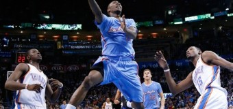 NBA.    Crawford anota 36 puntos; Clippers vencen a Thunder