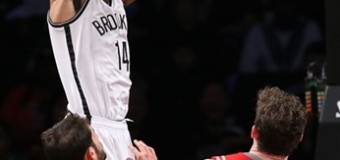 NBA. Nets clasifican con 32 puntos de Johnson